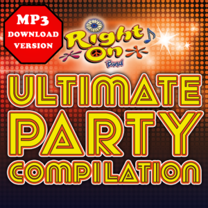 MP3 Download version ROB_Ultimate-Party-Compilation_Cover